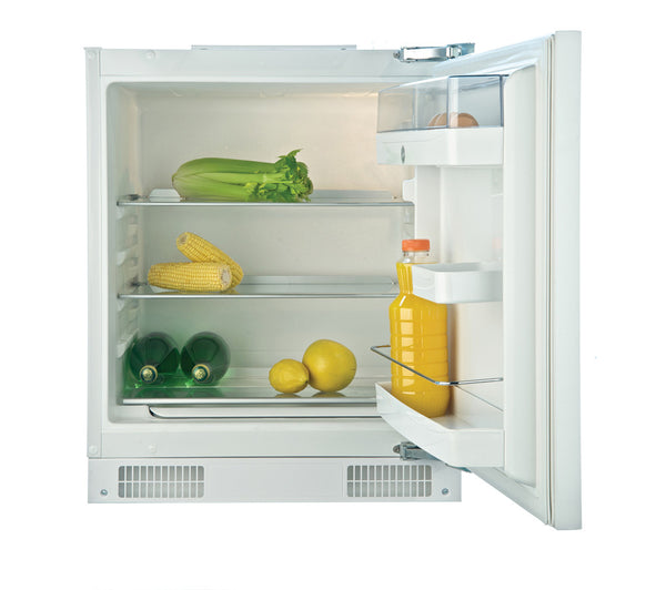 Hoover Hbrup164k Integrated Under Counter Fridge With Ice