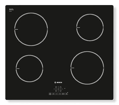 BOSCH PIA611B68B Electric Induction Hob – Black