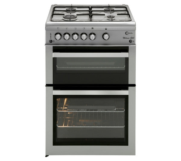 Flavel Ml61ndsp Gas Cooker Silver Safeer Appliances Ltd
