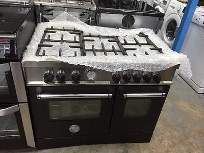 Range Style Cookers >> BERTAZZONI MASTER SERIES AD90 5 MFE 90CM DUAL FUEL RANGE COOKER - MATT – Safeer Appliances Ltd