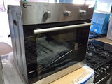Flavel FLS61FX Single Electric Fan Oven with Minute Minder