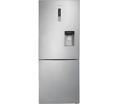 SAMSUNG RL4362RBASL 60/40 Fridge Freezer 70cm - Steel
