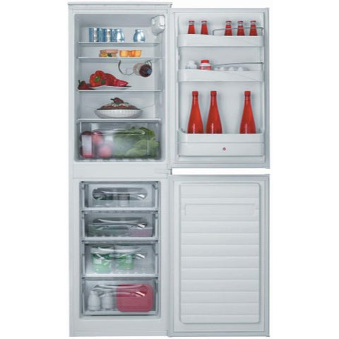 hoover hffbp3050k frost free integrated fridge freezer