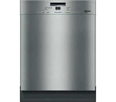 MIELE G4940BK Full-size Dishwasher - Stainless Steel