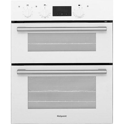 Hotpoint Class 2 DU2 540 Electric Built Under Double Oven - White
