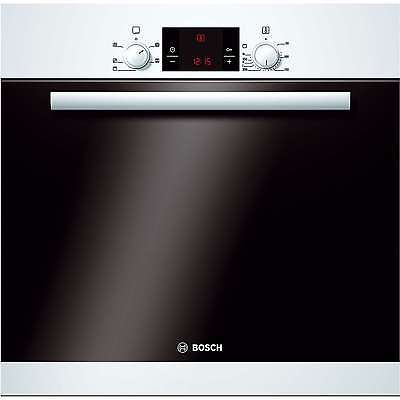 BOSCH Classixx HBA13B120B Built In/Under Electric Single Oven - White