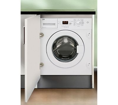 BEKO Select Wi1483 Integrated Washing Machine - White A++
