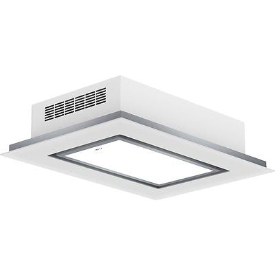 Neff I90CN48W0 - N 90 Ceiling hood with LED backlit glass panel 100cm - White