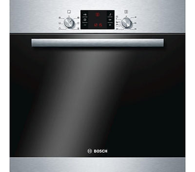 BOSCH HBA43R150B Electric Oven Integrated - Stainless Steel