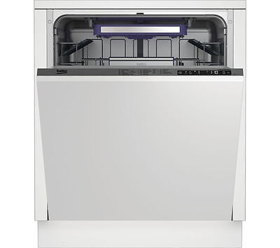 BEKO DIN29X31 Full-size Integrated Dishwasher 60cm