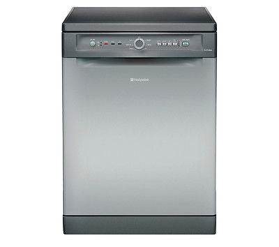 HOTPOINT Futura FDFL11010G Full-size Dishwasher - Graphite Energy rating: A+