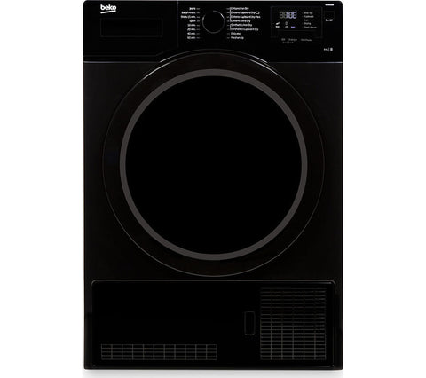 BEKO DCX83100B 8kg Condenser Tumble Dryer - Black