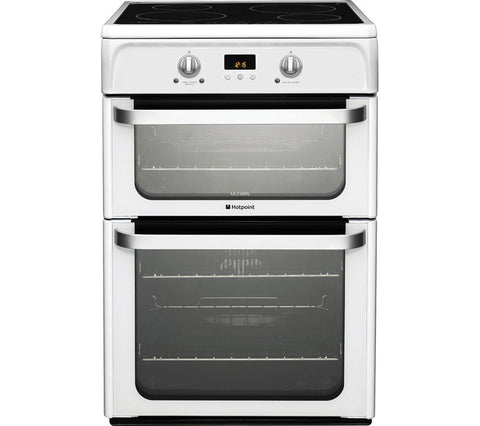 HOTPOINT HUI612P 60cm Electric Induction Cooker - White