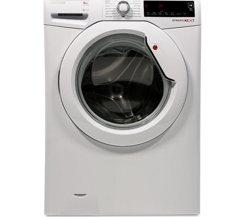 HOOVER DXA68W3 Washing Machine - White