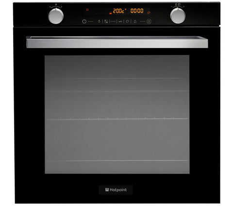 HOTPOINT Openspace OSD89EDE Electric Oven - Black