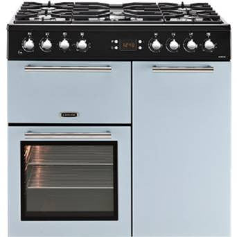 Leisure Flave AL90F230B Blue 90cm Dual Fuel Range Cooker - Blue
