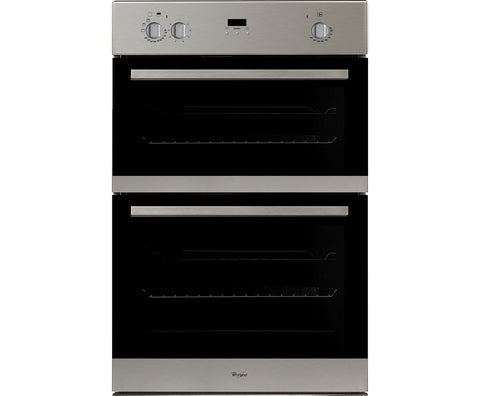 Whirlpool AKZ162/02/IX Built In Double Oven - Stainless Steel