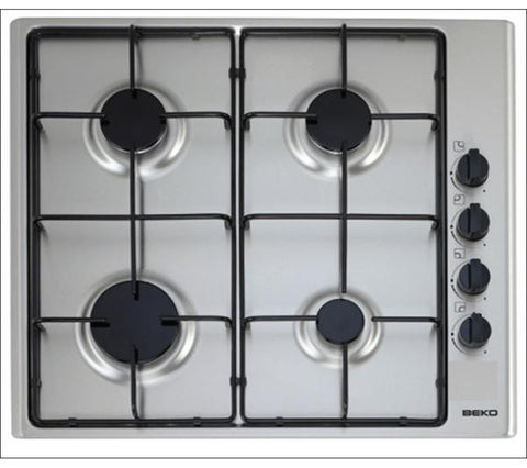 BEKO OSF21133SX Built-in  Gas Hob - Stainless Steel