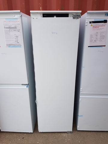 ... AEG ABK81826NC In Column Cabinet Freezer   White ...