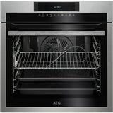 AEG BPE742320M SenseCook Pyrolytic Oven With ProSight Plus Touch Cont