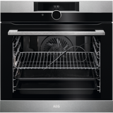 AEG BPK842720M Electric Single Stainless Steel Pyrolytic Oven