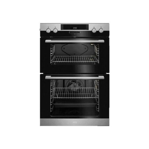 AEG DEK431010M SurroundCook Built-in Double Oven with Programmable Timer
