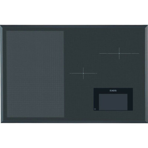 AEG HKH81700FB 80cm MaxiSense Rimless Touch Control Induction Hob