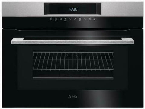 AEG KMK761000M Built-In Combination Microwave Oven and Grill wh