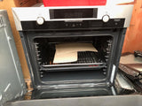 AEG BCS552020M - 60cm Electric Single Oven - Stainless Steel