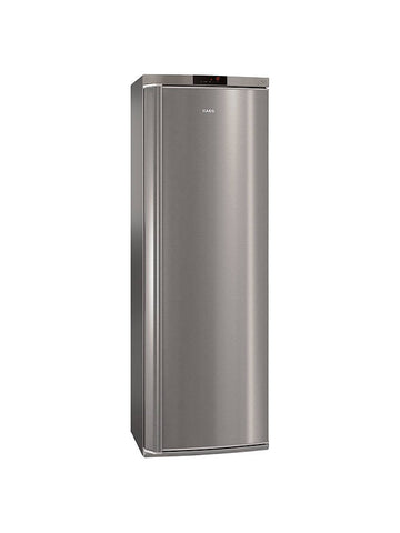 AEG AGE62526NX - Freestanding Tall Freezer - Stainless Steel