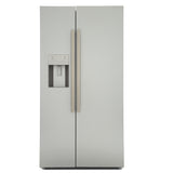 Beko ASN541S American Style Freestanding Fridge Freezer Non-Plumbed Water Ice