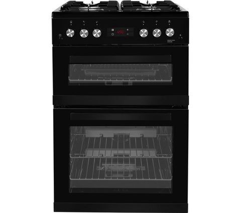 BEKO XTG653K 60 cm Gas Cooker - Black (LPG Convertible)