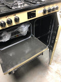 BELLING Kensington 90DFT Dual Fuel Range Cooker - Cream - 444444043