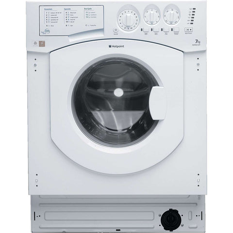 HOTPOINT BHWM1492 Integrated Washing Machine