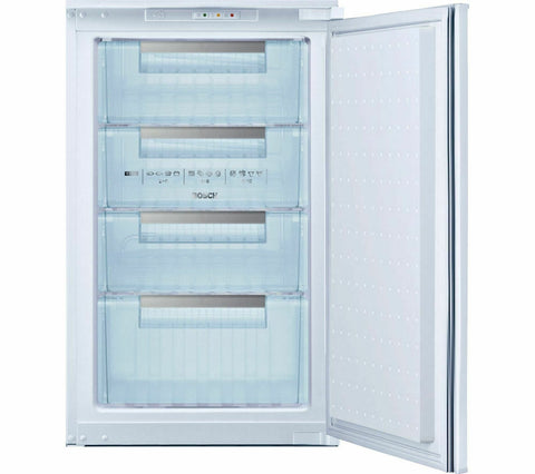 BOSCH Serie 4 GID18A20GB In Column Built In/Integrated Freezer A+ 94 litres UK