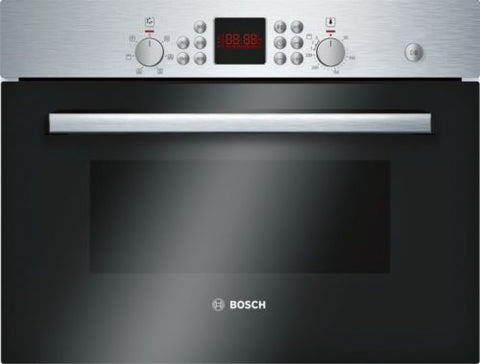 Bosch Serie | 6 HBC84H501B  - Built-in Microwave - Stainless steel