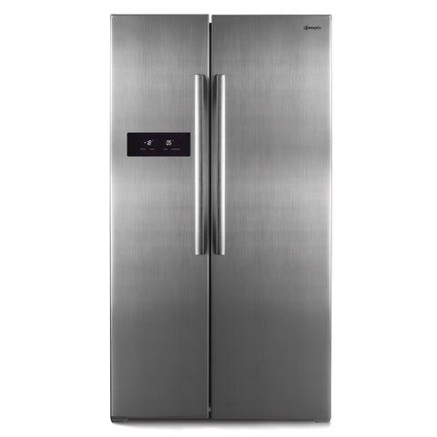 Caple CAFF23 American Style Fridge Freezer Non Ice & Water – Stainless Steel