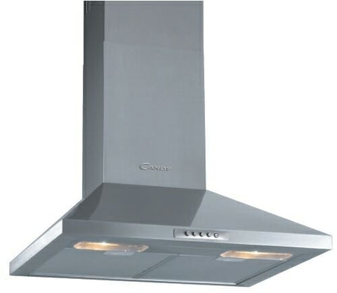 Candy CCE16 X 60cm Chimney Hood - Stainless Steel