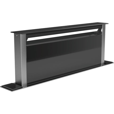 NEFF D95DAP8N0B N90 Built In 92cm 3 Speeds A Integrated Cooker Hood Black