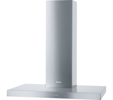 MIELE DAPUR98 Chimney Cooker Hood - Stainless Steel