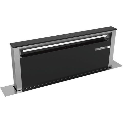 Bosch - Serie 8 DDD97BM60B Downdraft Extraction Cooker Hood