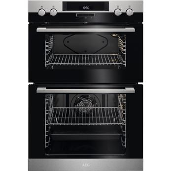 AEG DEK431010M Multifunction Double Oven - Stainless Steel