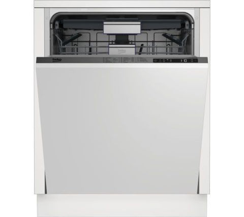 BEKO Pro DIN29X20 - 60cm Full-size Integrated Dishwasher