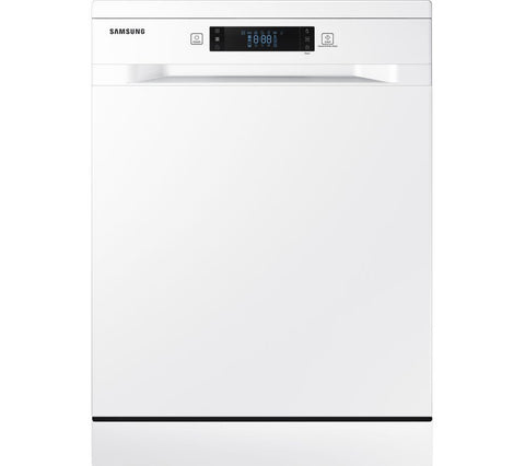 SAMSUNG DW60M6050FW Full-size Dishwasher – White