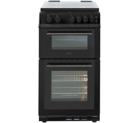BELLING FS50GTCL 50 cm Gas Cooker - Black - 444443999