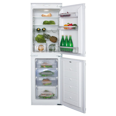 CDA FW951 - Integrated 50/50 Fridge Freezer