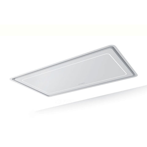 Faber High-Light RAD BRS WH MATT A91 Matt White 91cm 110.0456.206 cooker hood