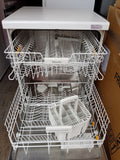 MIELE G4940SCi Full-size Semi-Integrated Dishwasher - White