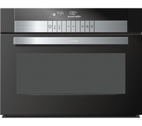 GRUNDIG GEKW47000B - Electric Microwave Compact Oven - Black