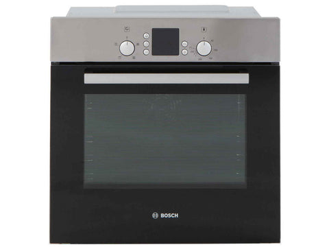 Bosch Serie 2 HBN531E1B Single Built In Electric Oven - Stainless Steel